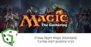 Friday Night Magic w Grajferze