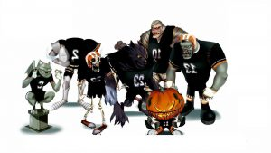 Blood Bowl - Halloween Cup - Krolm