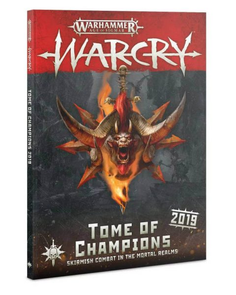 Tome of Champions do Warhammer Age of Sigmar: WarCry